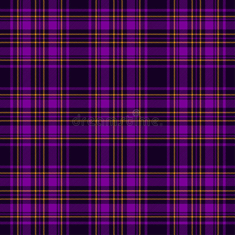 Seamless tartan vector pattern royalty free stock image