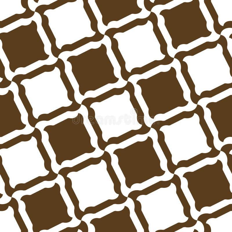 seamless tegelplatta för modell vektor illustrationer