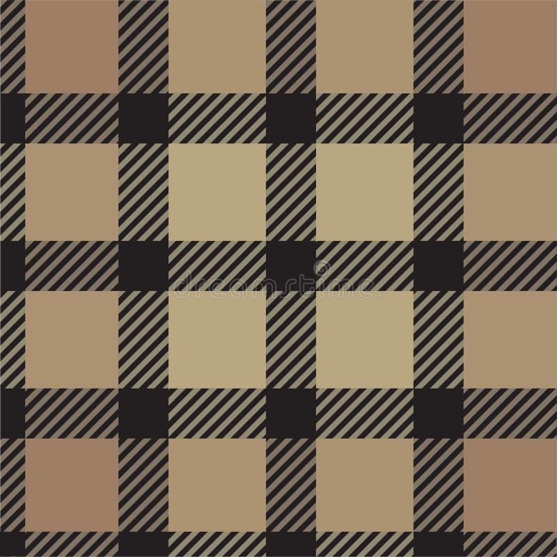 seamless textil för modell royaltyfri illustrationer