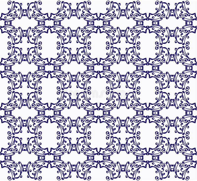 Seamless textiles royalty free stock images