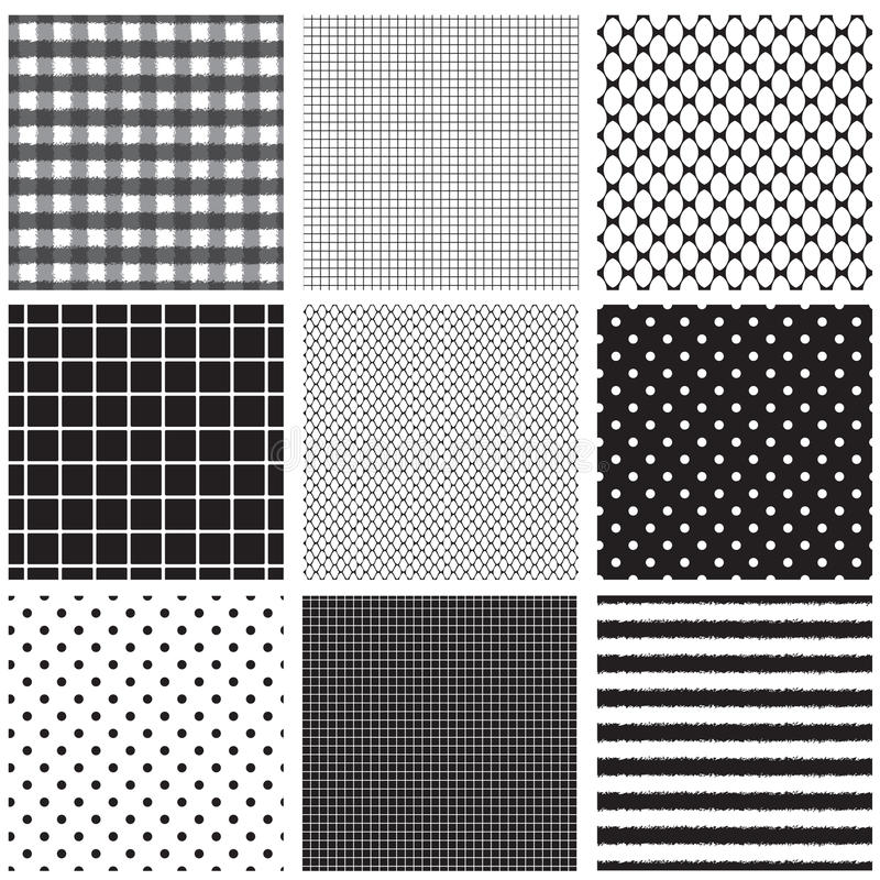 Seamless texture cell vector illustration
