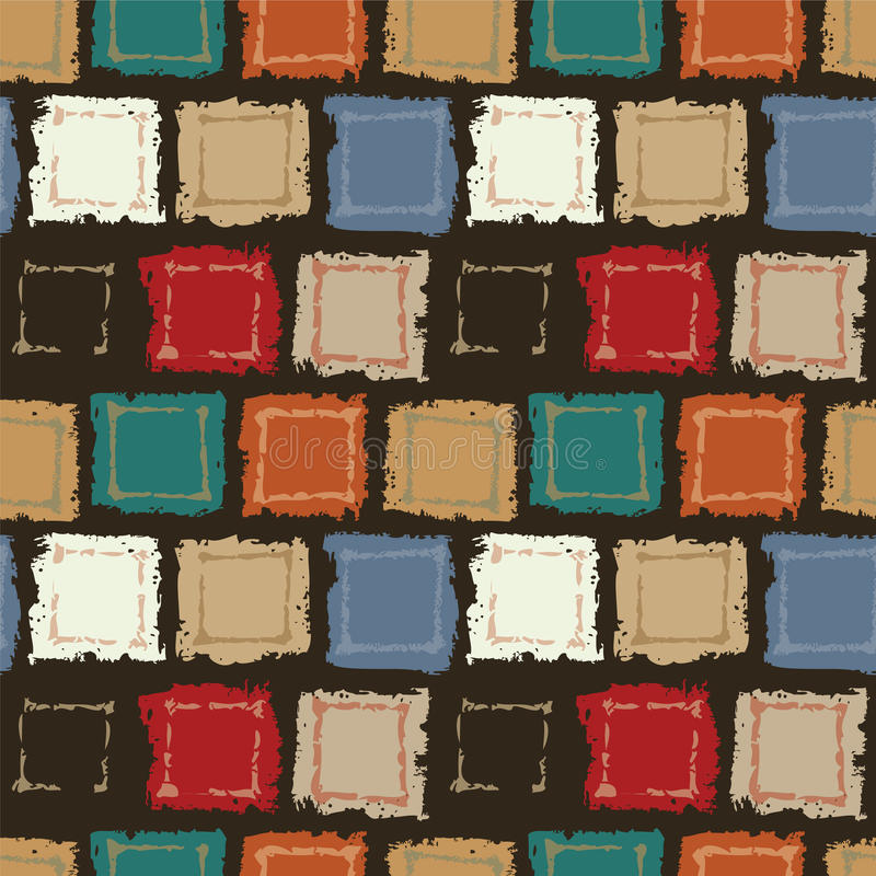 Seamless texture royalty free illustration