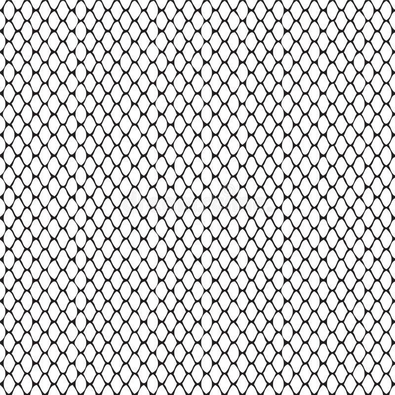 Seamless texture mesh vector illustration