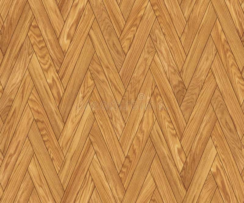 Seamless texture, natural wooden background herringbone, parquet flooring design stock photos