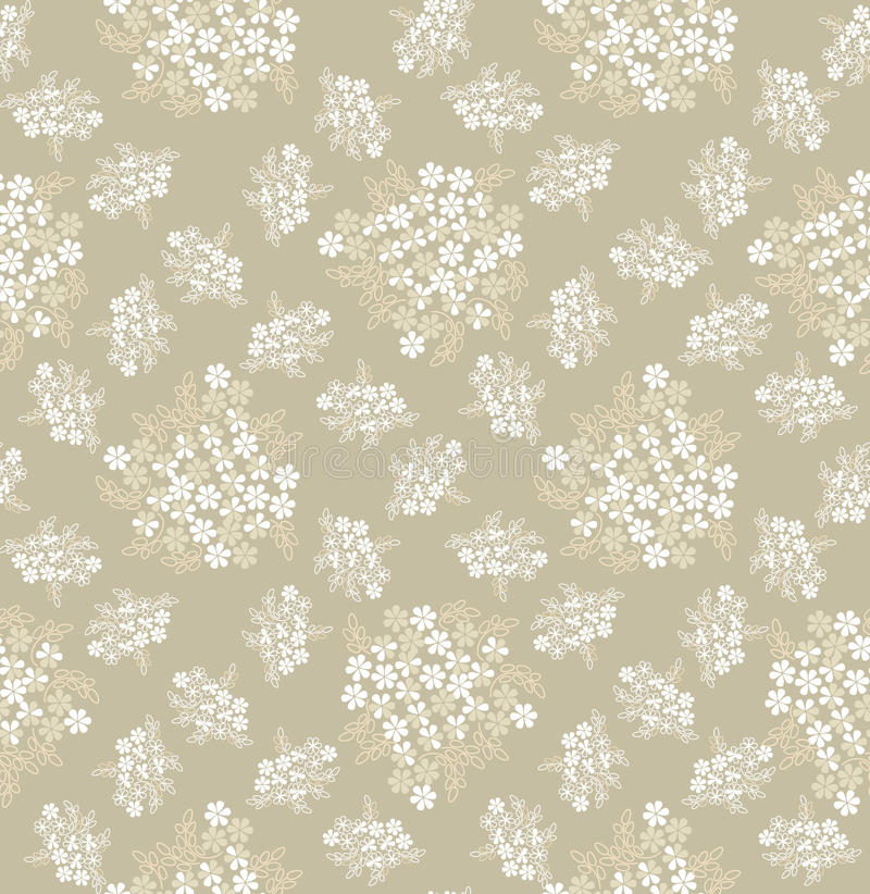 Download Seamless Texture With Pastel Flowers Stock Photos - Image: 26121493