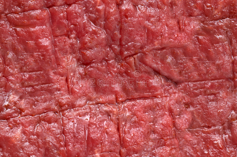 Seamless texture, raw beef meat royalty free stock photo