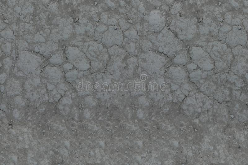 Seamless texture of soil and dirt. Seamless texture on the ground texture royalty free stock images