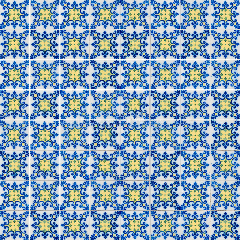 Download Seamless tile pattern stock photo. Image of ornamental - 18074868