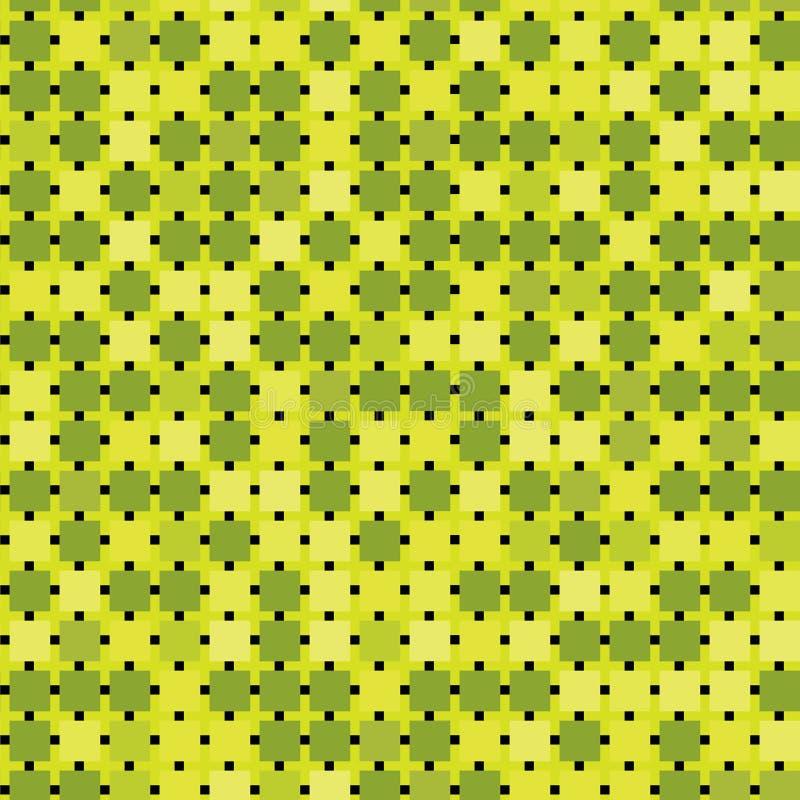 Seamless tile pattern vector illustration