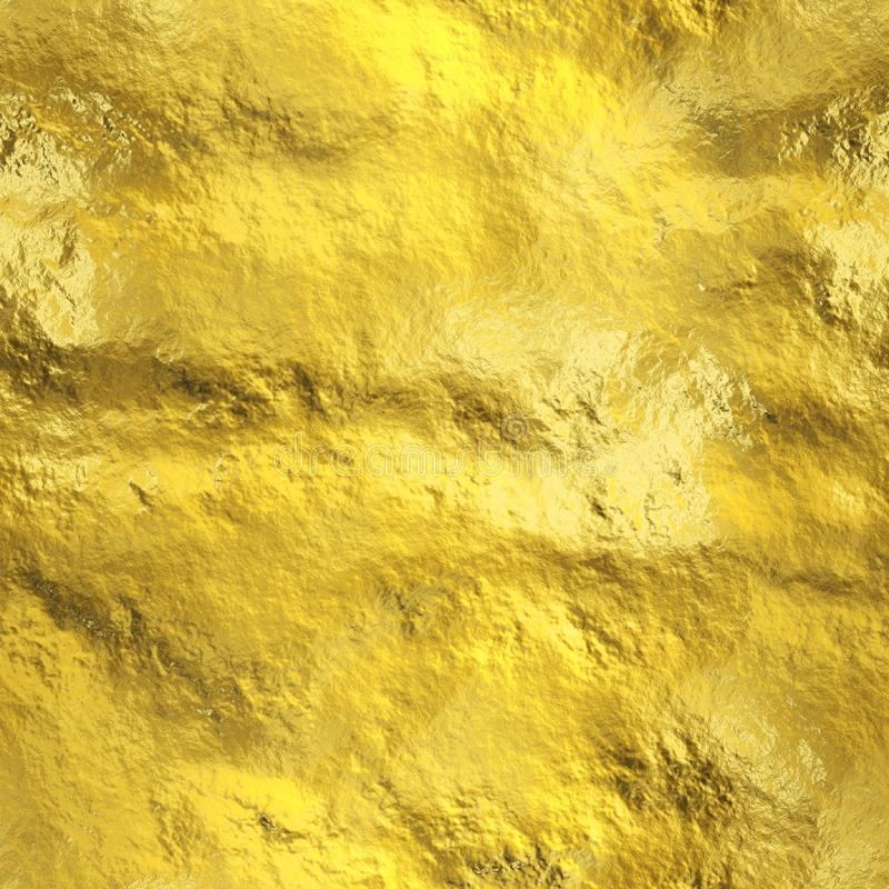 Free Seamless Tileable Gold Texture. Luxury Precius Royalty Free Stock Images - 56873389