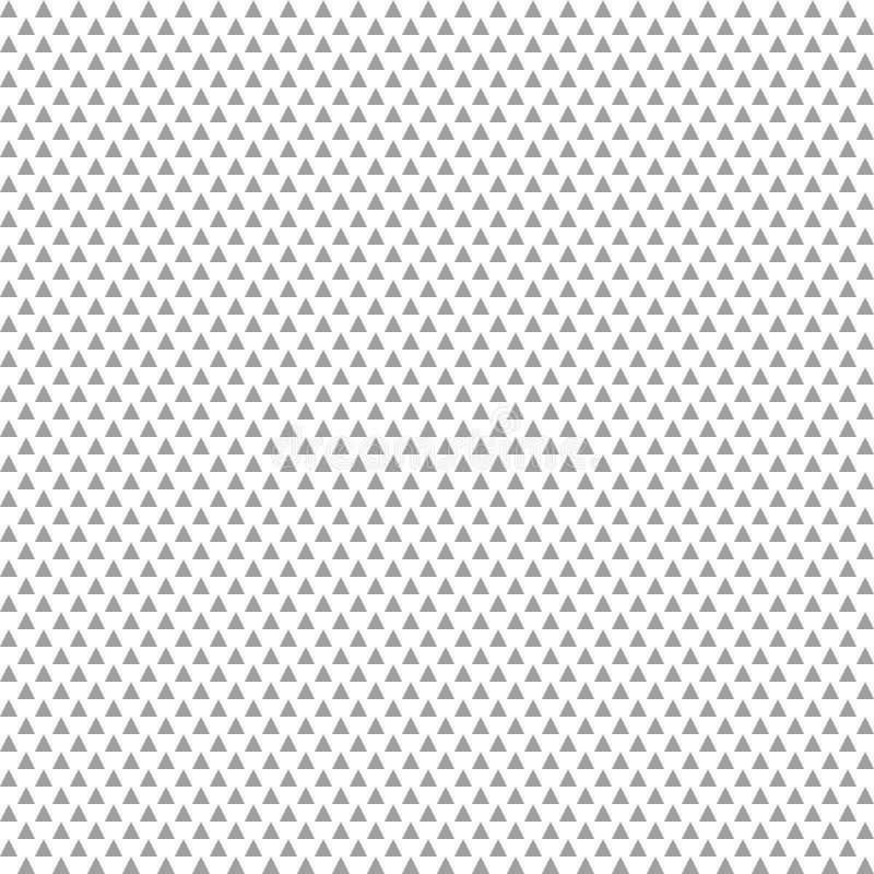 seamless triangel för modell royaltyfri illustrationer