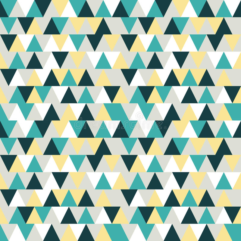 Seamless triangle pattern. triangle background. Geometric abstract texture stock photos
