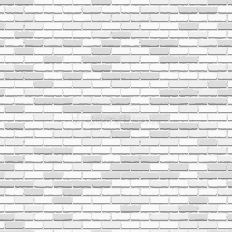 seamless vägg för tegelstenmodell stock illustrationer