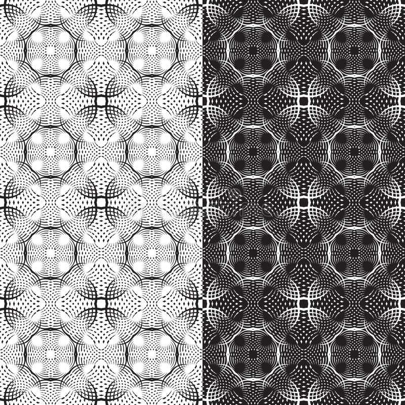 Seamless Vector Pattern Royalty Free Stock Photography