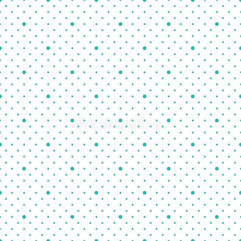 seamless vektor för modell abstrakt bakgrund Upprepa geometriska prickar vektor illustrationer