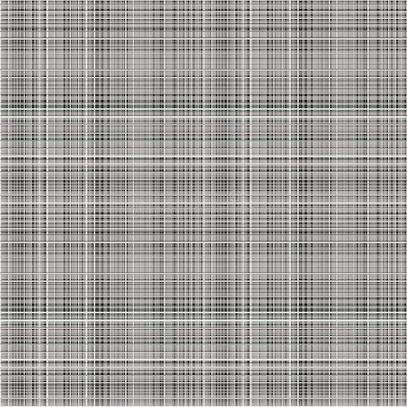 seamless vektor för modell Pastellfärgad rutig bakgrund i grå färger färgar, textur för tygprovkartaprövkopior vektor illustrationer