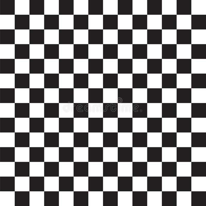 seamless vektor f?r modell Modern stilfull textur med monokrom spalj? Sakral geometri f?r moderiktig hipster royaltyfri illustrationer