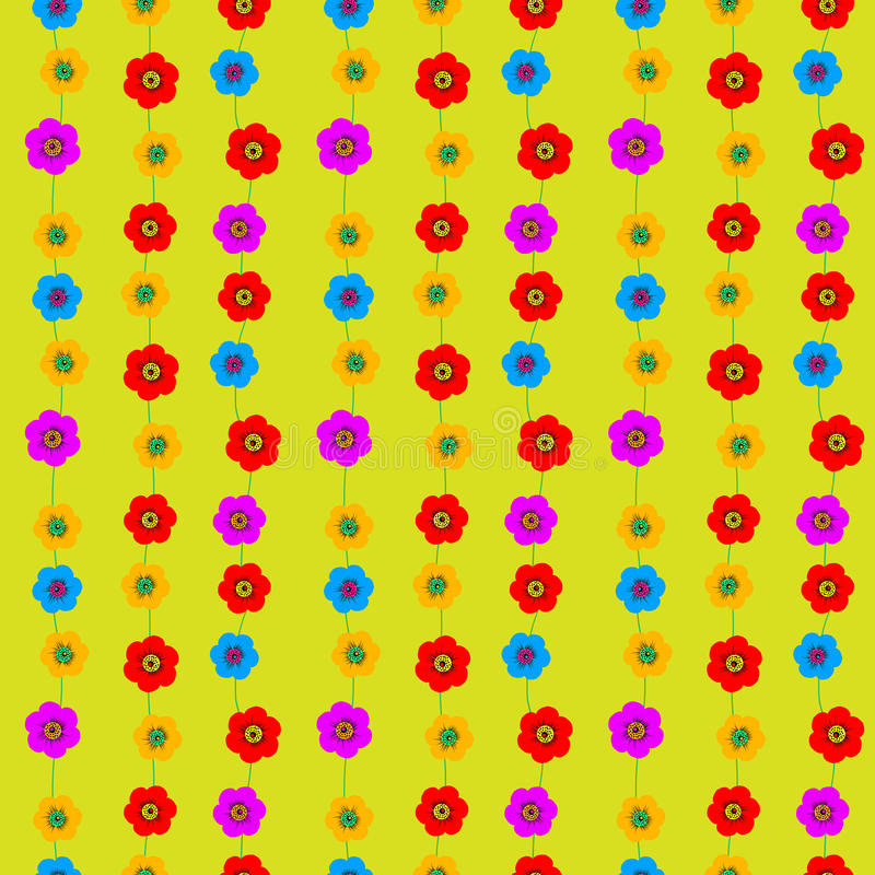 Download Seamless vertical pattern stock image. Image of print - 32022555