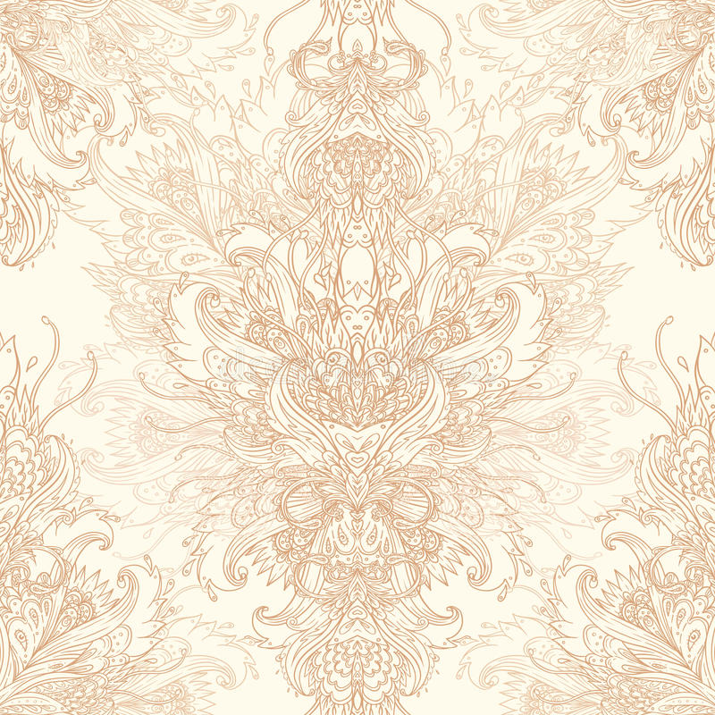 Seamless vintage background royalty free stock photography