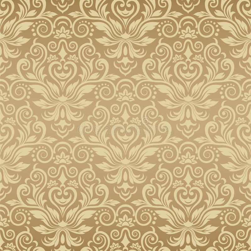 seamless vintage background vector background for stock