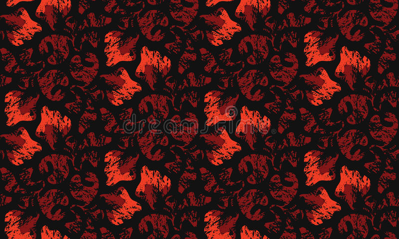 Download Seamless vintage pattern stock vector. Image of white - 21173924