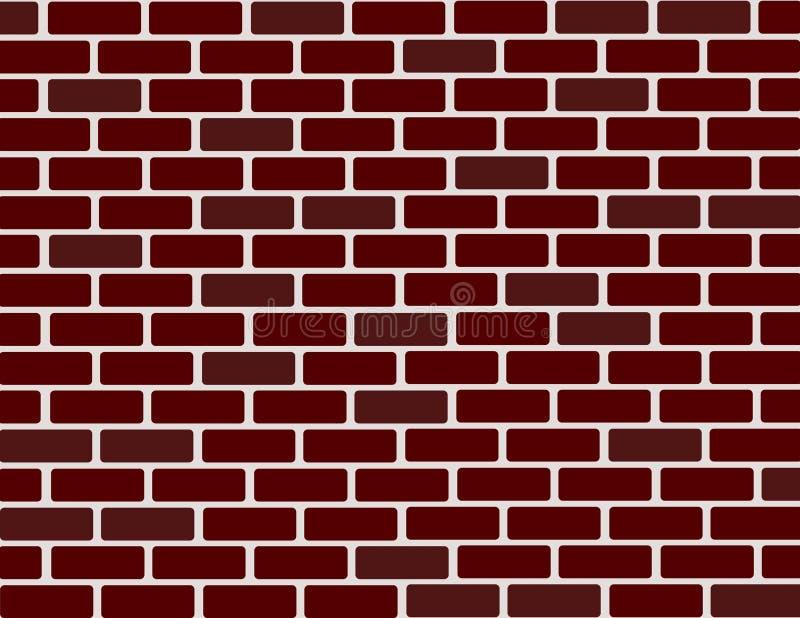 Seamless wall royalty free stock image