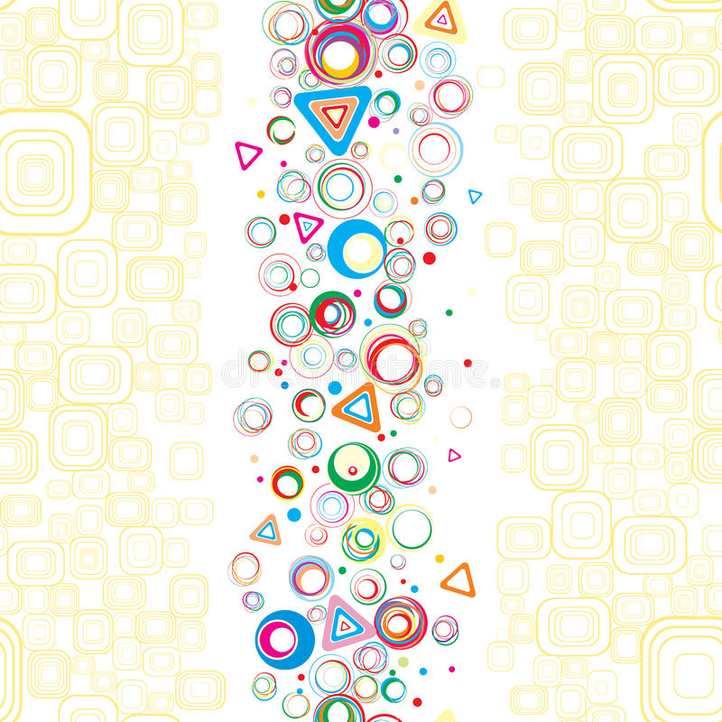 Download Seamless wallpaper stock vector. Image of classical, abstract - 18573918