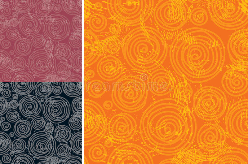 Download Seamless Wallpaper Stock Photography - Image: 9900882