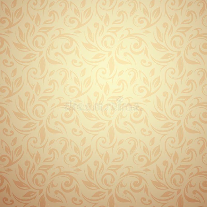 Seamless wallpaper stock photography