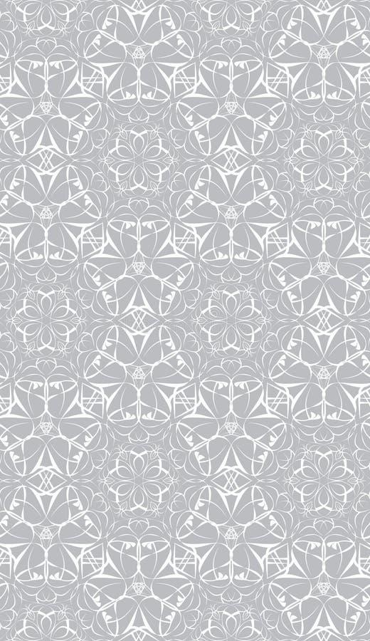 seamless wallpaper för modell vektor illustrationer