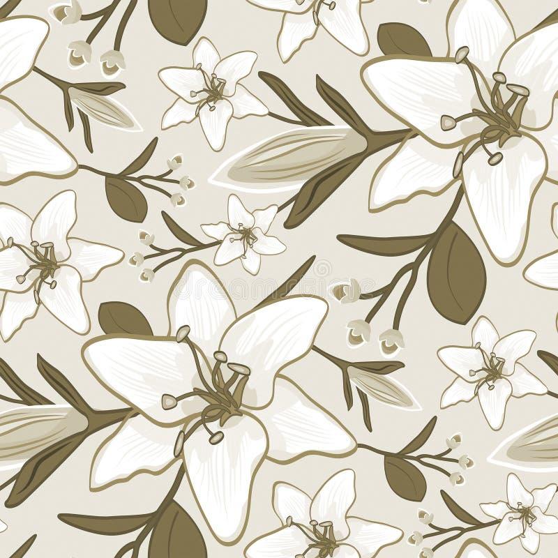 Free Seamless Wallpaper Pattern Royalty Free Stock Photography - 1585967