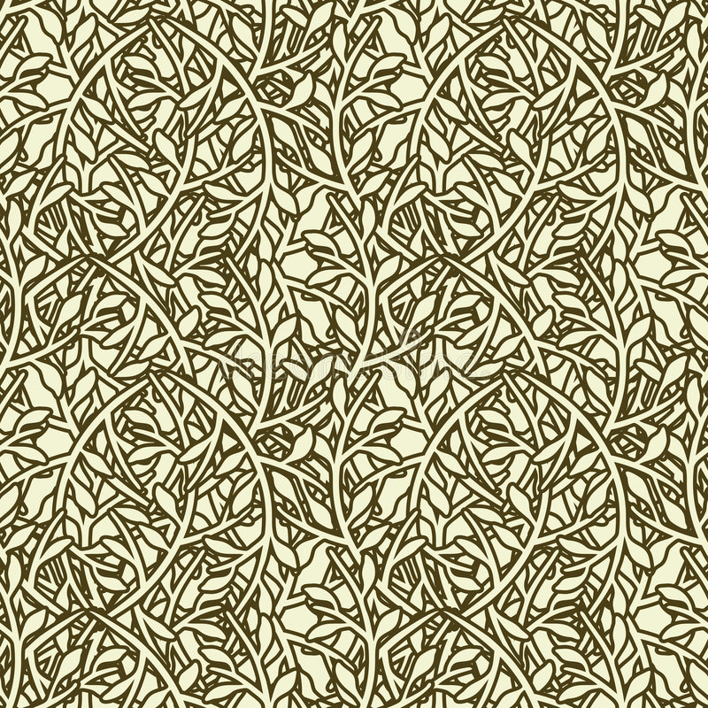 Download Seamless Wallpaper Pattern stock illustration. Image of repeating - 2315188