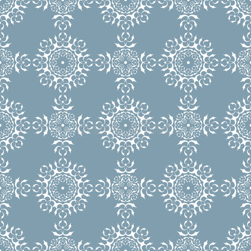 Seamless Wallpaper Tile Design