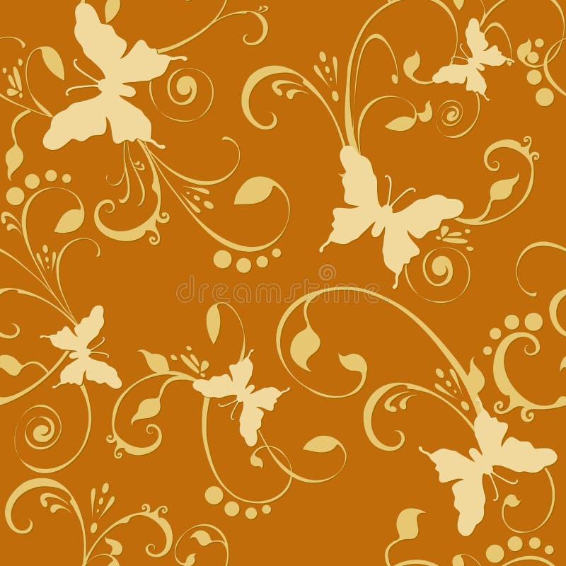 Free Seamless Wallpaper Tile Design Stock Images - 3022994