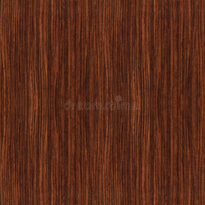 Seamless wenge (wood texture) stock photo