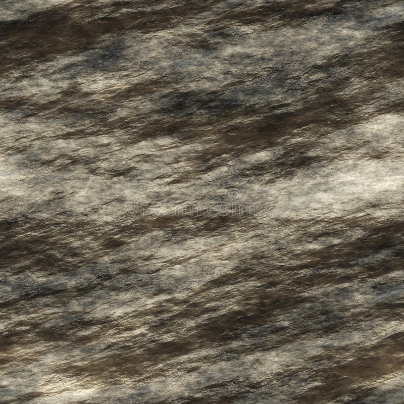 Seamless wet rock texture royalty free illustration