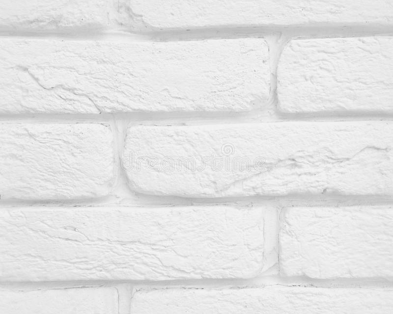 Seamless white brick. Excellent seamless white brick wall texture background stock image