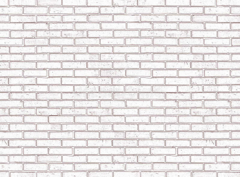Seamless white brick wall. White seamless brick wall texture background. Useful for 3D models and composite images royalty free stock photos