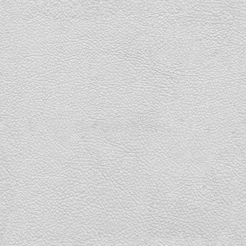 Download Seamless White Leather Texture For Background Stock Illustration