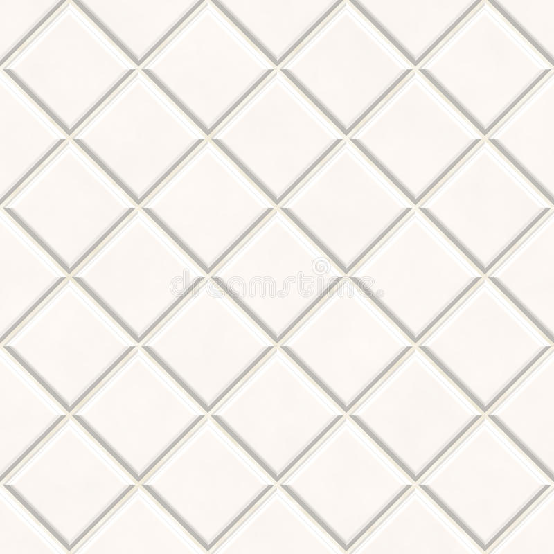 Download Seamless White Tiles Texture Background Stock Illustration - Image: 15015836