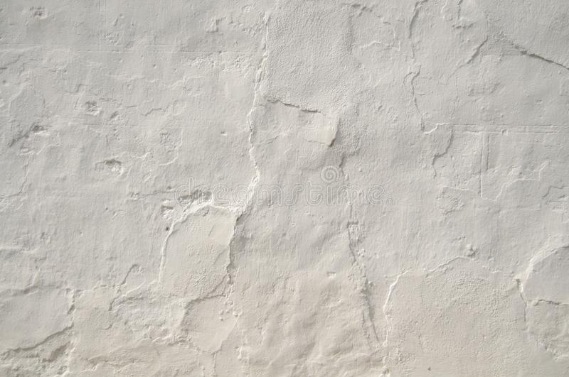 Seamless White Wall Paint Texture for Background and Overlay. Simple White Cement Wall grungy. Texture for background and design art work. Pattern texture stock images