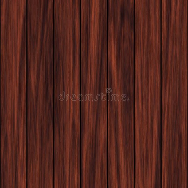 Seamless Wood BackGround [06] Stock Image
