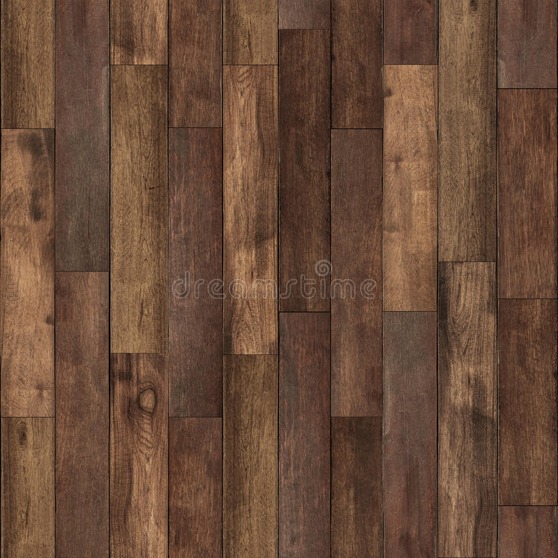 Seamless wood floor texture. Hardwood floor royalty free stock images