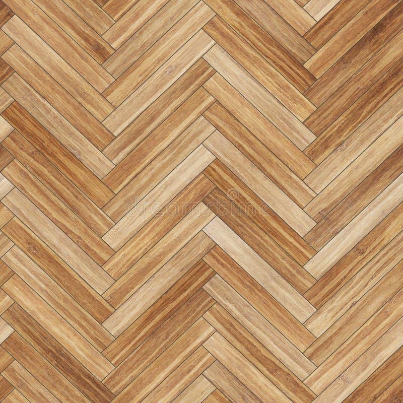 seamless wood parquet texture herringbone light brown stock photo