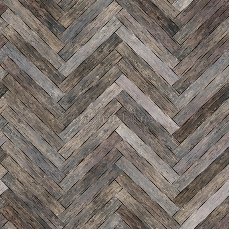 Seamless wood parquet texture herringbone neutral. Small pattern of seamless wood parquet texture for render interior or your background royalty free stock image