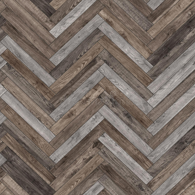Seamless wood parquet texture herringbone neutral royalty free stock images