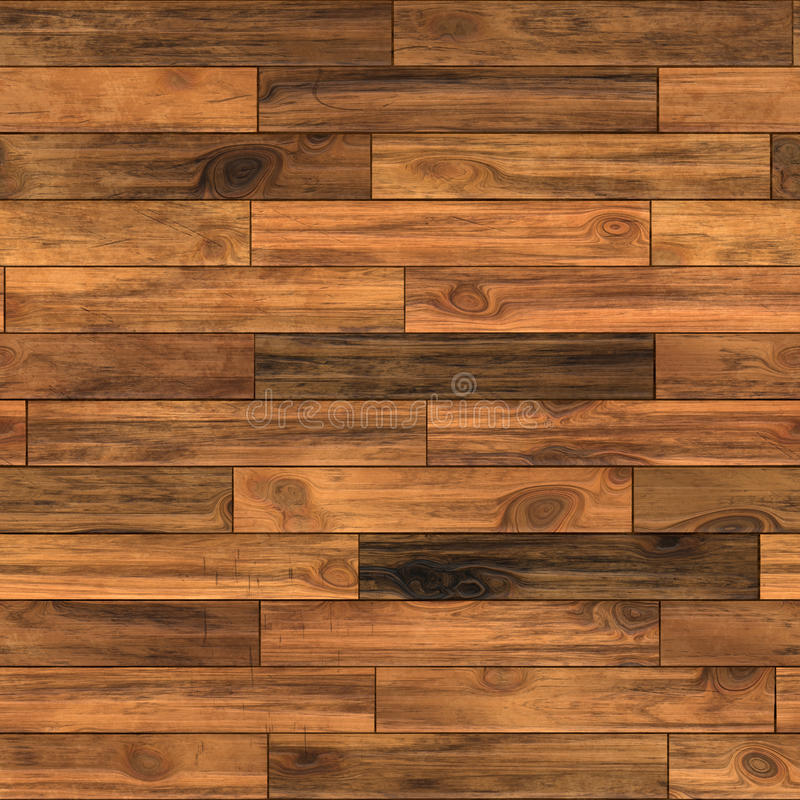 Seamless wood texture stock photography