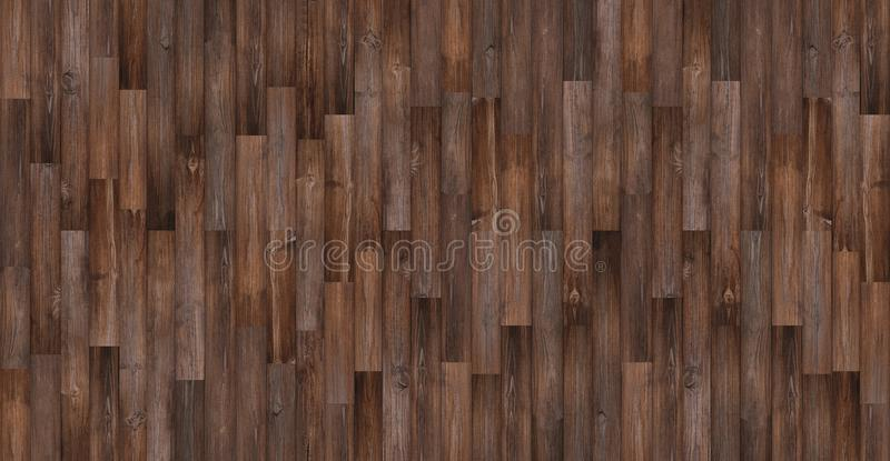 Download Seamless Wood Texture Background, Panoramic Dark Wood Floor  Texture Stock Image   Image Of