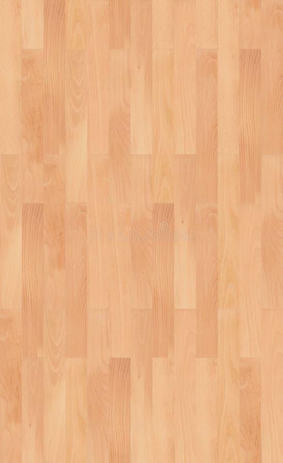 Seamless wooden floor texture stock photo