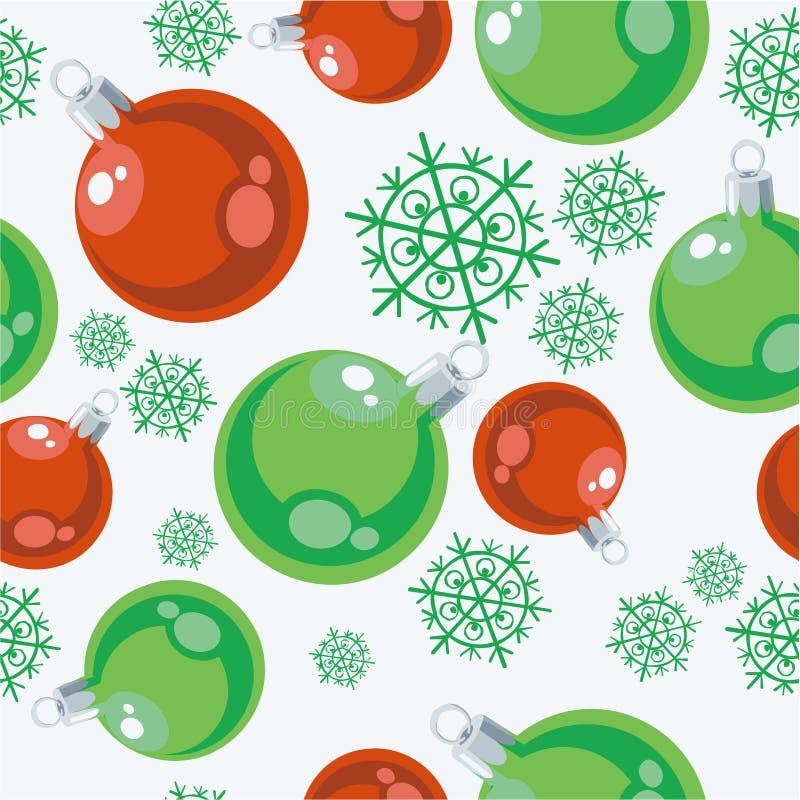Free Seamless Xmas Ball Ornament In Color77 Stock Photos - 11431523